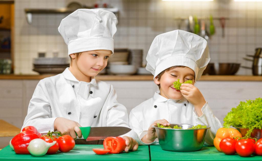 Cucinare con i bambini il commercio - Cucinare con i bambini ...