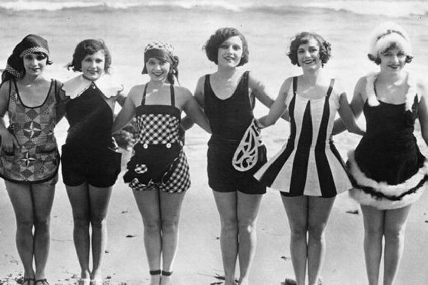 Costume Da Bagno Pin Up Anni 50 : Costume da bagno storia e tendenze il commercio