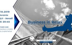 business in relax vercelli
